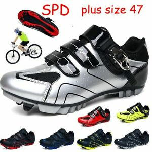 Professional Athletic Racing Shoes Men MTB Cycling Outdoor Road Bike Sneaker SPD