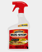 New!! Spectracide BUG STOP Insect Killer Ants Roaches Odorless 32 oz. HG-96427