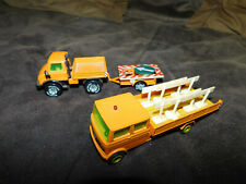 Siku Modell-Autos Mercedes Unimog