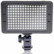 160 LED CI-160 Dimmable Ultra High Power Panel, Camcorder Video Light for Canon