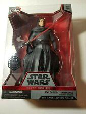 Brand New Disney Store Star Wars Elite Series Kylo Ren Unmasked Diecast