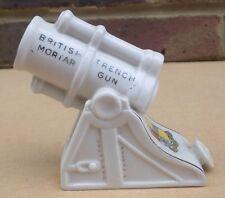 Savoy Crested China británico trinchera pistola de mortero-Rothesay