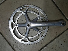 Guarnitura destra Campagnolo Chorus 10 bike right Crankset 172.5 53-39