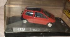Solido 1/43 Renault Twingo Red Die-Cast Car In Case!