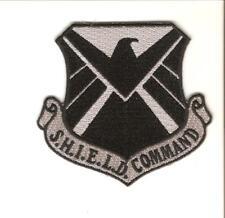 + Aufnäher Patch Marvels AGENTS OF SHIELD S.H.I.E.L.D. COMMAND