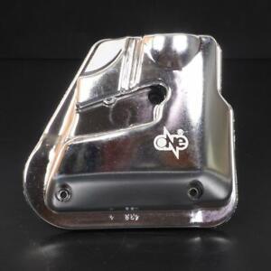 Abdeckung -kasten Luft One Roller MBK 50 Nitro Chrom Neu