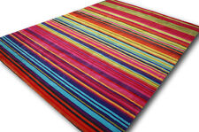 ~ Hochwertiger designer Teppich ~ 250x350 cm ~ 100% Acryl Handgetuftet multi ~