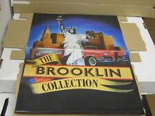 Brooklin Collection Plakat, DIN A 3, 42 x 30 cm, in der Mitte geknickt