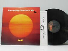 Rasa LP Everything You See Is Me   Govinda VG++ wbwinsert