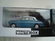 NEW MINIATUR VOLVO AMAZON 130 1965 WHITEBOX NEU IN SCHACHTEL