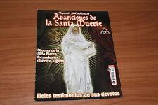 3.- MAGAZINE revista ESPECIAL APARICIONES DE LA  SANTA MUERTE
