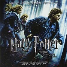 Harry Potter  The Deathly Hallows [CD]