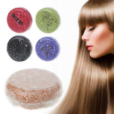 55g Natural Fragrance Essential Oil Nourishing Hair Shampoo Soap Bar Handmade