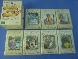 Round the Twist DVD Box Set Complete Series 1-4 ABC Paul Jennings R4 Free Track