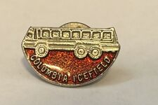 Columbia Icefield Canada Pin