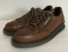 Mephisto Runoff  Brown men walking oxford Leather Shoes Size US 11