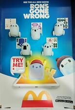 2021  McDonalds RONS GONE WRONG Happy Meal Toys complete set 6