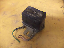 CLASSIC FIAT 124 1.8/2.0 SPIDER RELAY! RARE! MANY PARTS AVAILABLE! 2