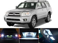 LED for Toyota 4-Runner Xenon White License Plate/Tag LED Lights Bulbs (2 pcs)