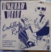 DEUCES WILD CADILLAC RUST 1991 NEO ROCKABILLY