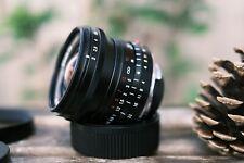 Voigtländer Voigtlander ultron 28mm f2 Lens with maker's box (Mint)