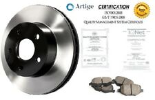Holden Cruze Front Rear Disc Rotors Pads CD CDX JG JH Series 276mm 268mm