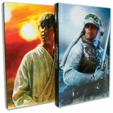 The Life of Luke Skywalker (Star Wars: A New Hope)