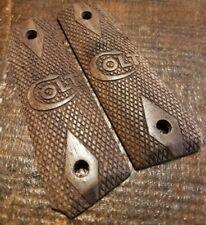 Full Size 1911 Walnut Wood Grips - Colt