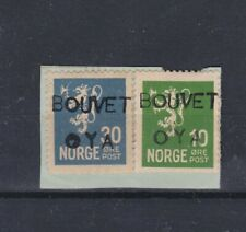 Bouvet Oya Island 1934, SOUTH POLAR POST LOCAL, NORWAY Antartica Expedition