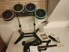 RARE XBOX ONE ROCK BAND 4 BAND IN A BOX COMPLETE ROCKBAND. Used, Good condition