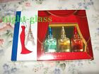 COFFRET 3 EAUX PARFUMS MINIATURES CHARRIER/MADE IN FRANCE /FRENCH PERFUME IN BOX