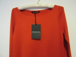Penny Black silk mix knit dress size M.  BNWT.