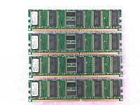 1GB Kit Sun 370-7680-01 (4x 256MB) PC2100-20331-Z M312L3223ETS-CA2