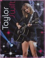 TAYLOR SWIFT - A2 Poster (XL - 42 x 55 cm) - Clippings Fan Sammlung NEU