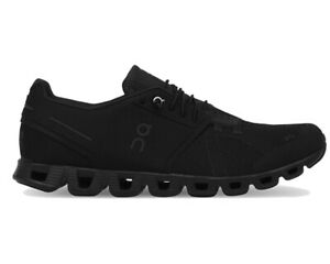 On Running M Cloud 190002 Mens Trainers Black Gym Shoes Sneakers