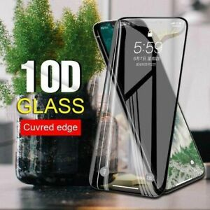 Full Cover Curved Tempered Glass Screen Protector Case for Various Mobile Phones