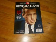 Tv Guide Magazine Humprey Bogart Casablanca The Maltese Falcon Key Largo