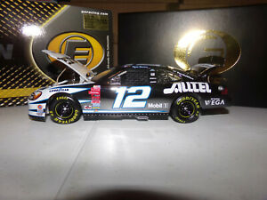 1/24 RYAN NEWMAN #12 ALLTEL / ROOKIE OF THE YEAR ELITE COLOR CHROME 2002 ACTION