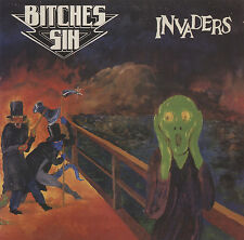 Bitches Sin - Invaders (aka Ultimate Invaders) 2CD 2016 NWOBHM