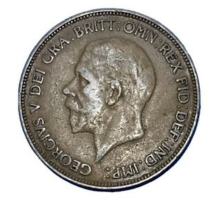 George V 1932 One Penny (374)
