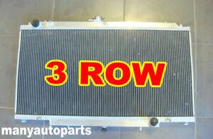 Aluminum Radiator For Nissan Patrol Y61 GU Series 4.5 TB45E 6Cyl Petrol MT 97-01
