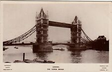 Postcard - London - The Tower Bridge