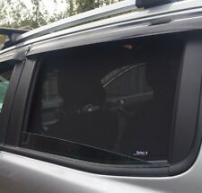 Groovy Car Sun Shades for FORD RANGER. 2 Pieces Magnet Rear Door Windows Mesh.
