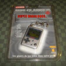 Super Mario Bros. Game & Watch Mini classics Take 2 Nintendo screen clock boite