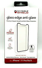 """New Glass Edge Anti-Glare Screen Protector by Zagg for 5.8"""" iPhone 11 Pro & XS"""