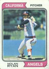 Topps 1974 Nolan Ryan Baseball Card #20
