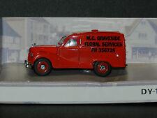 "MODIFIED  1953 Austin A40  van ""M.C.GRAVESIDE FLORAL SERVICES "" DY15 Dinky toys"