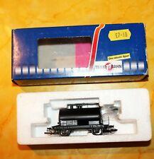 Tillig TT Bahn DR tank wagon black