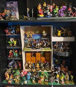Amiibo Figures Super Smash Bros Zelda Super Mario Party Yoshi ***CHOOSE***