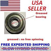 Lot 100pcs inline Skate RollerBlade Hockey Bearing Fidget Spinner 608ZZ ABEC 7 5